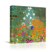 Bauerngarten by Gustav Klimt - Canvas Art