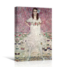 Portrait of Mada Primavesi by Gustav Klimt, Made For You, Wonderful Artisanship
