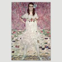 Mada Primavesi by Gustav Klimt - Canvas Art
