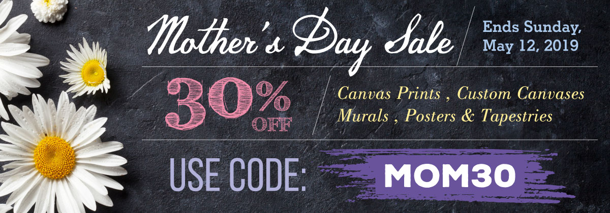 Home Page Mother's Day Slider Banner
